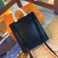 Best Design Famous handbags NEONOE shoulder bags No leather bucket bag women flower printing crossbody bag purse