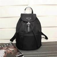 Nouvelle mode classique style rétro luxe toile en cuir dames sac à dos designer plus haute qualité sac à dos 0032 taille 32cm 26cm 15cm