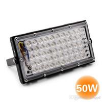 strada di inondazione del LED proiettore LED di potenza perfetto EnwYe 50W lampada 220V 240V impermeabile illuminazione di paesaggio IP65 riflettore principale