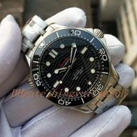 Lüks erkek Saatler Otomatik Cal.8800 Mekanik İzle Erkekler Tarihi Bond Spor Seramik Çerçeve Planet Dalış James Spor Skyfall 007 Saatı