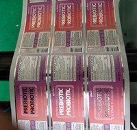 Anpassade etiketter klistermärken för burkar Essential Oil Alla produkter Prislapp Streckkodsinstruktion Klistermärke Kort Skriva ut Anpassa