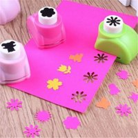 50PCS Baby Drawing Toys Child Hole Punch Mini Printing Paper...