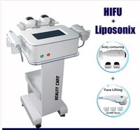 Super 10, 000 Shots Liposonix Body Slimming Machine HIFU Face...
