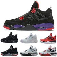 super cute cc719 eed3a La mejor calidad 4s zapatos de baloncesto para hombre 4 NRG Raptors Travis  Bred Pure Money