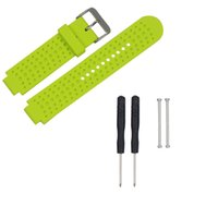 Replacement Silicone Watchbands for Garmin Forerunner 220 23...