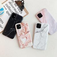 Marble capa para iphone 11 pro Max Soft Case TPU Capa para iPhone 6 6S 7 8 Plus X XR Phone Case Coque