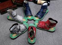 Summer Zip Rome Beach Sandales plates Homme Nouveau Style Fashion Sandales Gladiator hommes cool bottes chaussures de sport en plein air