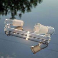 New Vidro Nectar Collector Quartz Dicas Keck cera Clipe Silicone Container Recuperadora Collector Kit para Fumar