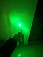 World Max Wicked Lazers Laser 532nm pointeur laser vert lampe de poche 800000m Propulsé par 2x26650 batterie projet détaillé Queue spéciale (Hôte Silver)