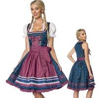 Japanische Meistgekaufte Fancy Mädchen Alice im Wunderland-Fantasie-Blau-Licht-Ton-Lolita Mädchen-Ausstattungs-Mädchen-Kostüm-Mädchen-Kleid-Ausstattung MS7193 MLXL