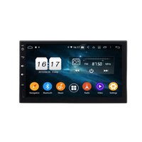 """KLYDE 7 """" PX5 أندرويد 9.0 Car Audio For Universal Multimedia Player GPS 8 Core Stereo 1024*600 Radio 4G+32G multi-touch screen dvd"""