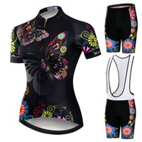 Butterfly 2020 Pro Cycling Clothing Women Suit Team Mountain...