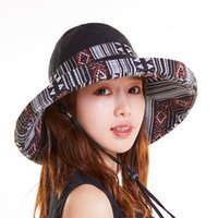 Cap Nova Unisex Chapéus de Sun Mulheres Verão Double Side Bucket Hat menina Pure Color Panamá Fedoras Outdoor Fisherman Hat Visor Basin