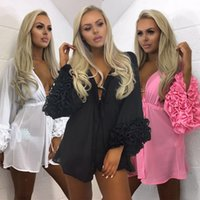GLANE 2017 Hot UK STOCK Donna Large Swimwear Pareo Sciarpa Beach Cover-Up / Wrap / Kaftan / Sarong Summer Girl Swim Dress