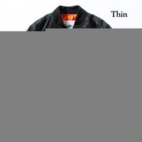 Pilot Jacket Coat Thin or Thick Bomber Ma1 Men Bomber Jacket...