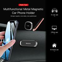 Форма Полосы Магнитный Автомобильный Держатель Телефона Подставка Для Телефона Магнит Крепление Аксессуары