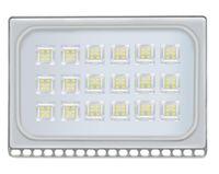 Lámparas LED de inundación de Estados Unidos sensor de luz 100W IP65 a prueba de agua al aire libre 110-120V blanca fría llevó la lámpara del proyector Home Jardín Sub Exterior Balcón Lampz