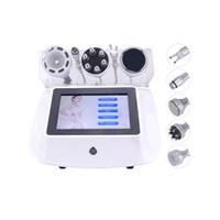 5 en 1 40K ultrasons Système de cavitation par le vide rf radio fréquence réduire le dispositif de poids BIO lifting du corps de la machine formant le corps minceur machin