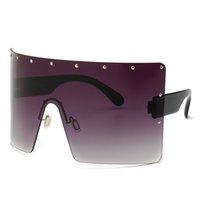 2020 مصمم النساء luxtury إطار النظارات الشمسية الكبيرة للرجال في الهواء الطلق 400 الأشعة فوق البنفسجية نظارات نظارات gafas الأشعة فوق البنفسجية زجاج 400 الشمس