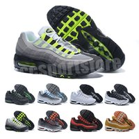 nike air max 95 airmax Drop Shipping Chaussures de course en gros Hommes Coussin OG Sneakers Bottes Chaussures de marche Authentic New Discount Sports Taille 36-46 CC5135