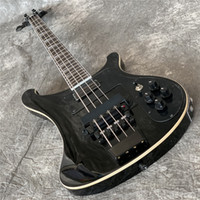 Бесплатная доставка export Factory Quality 4 String Rikenbaker Electric Bass Guitar Guitarra Все цвета Принять