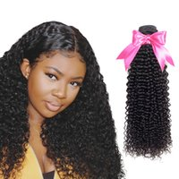 Shows Shine Brazilian Kinky Curly Hair Bundles Remy Human Ha...