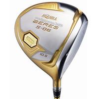 Nya Golfklubbar Honma S-06 Driver 9.5 eller 10.5Loft 4Star Golf Driver Graphite Shaft R eller S Golfaxel Gratis frakt