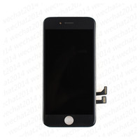 (One by One Tested) LCD Display Touch Screen Digitizer Assembly Replacement Parts for iPhone 6 6s 7 8 Plus free DHL
