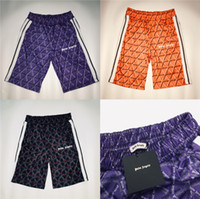 2019ss Palm Angels Track Shorts Übergröße Camouflage Shorts MenHigh Qualität Palm Angels Summer Short