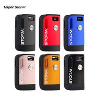 Authentic Vapor Storm S1 Box Mod 800mAh Battery Adjustable V...