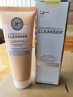 Nettoyant clarifiant Beauté en gros Mousse nettoyante Mousse nettoyante Adoucisseur 148ML / pc free shopping de la peau du visage claire et profonde