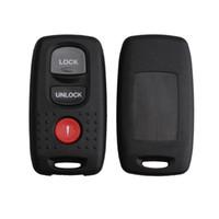 Télécommande de remplacement pour télécommande FOB de clé d'entrée de voiture de remplacement pour Mazda 3 6