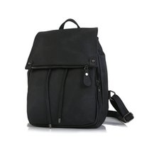 NEW School Backpack Women High- capacity Knapsack Pure Color ...