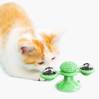 Уборку нам корабль, кот scratcher игрушка Собака поведение обучение инструменты питомец котенок зубная щетка сбросить сообщение прилепить