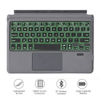 Magnetic Wireless Keyboard with Touchpad for Microsoft Surfa...