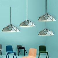 Современный свет подвеска Nordic Iron Абажур Wood LED Подвесной светильник для столовой отеля Спальня Кухня светотехника