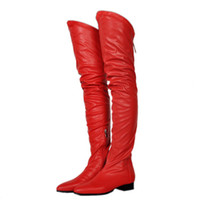 Kolnoo 2020 Wholesale Womens Thigh High Boots Sexy Night- clu...