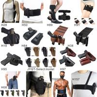 أنماط متعددة تخفي IWB عام المسدس التكتيكي الحافظة for.45-9mm مناسبة معظم مسدسات يمكنك الحصول على مزيد من الخيارات.