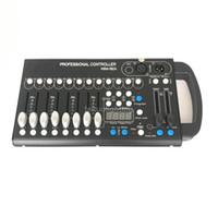 mini dmx 192 controller für moving head bühnenlicht