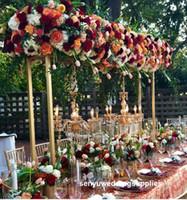 Senyu Düğün Mağaza senyu0461 itibaren Olay tablo Dekor İçin Yeni Popüler Kemerler Backrops Seti Eğilimleri Metal Düğün Arch Yeni Düğün Arka Plan