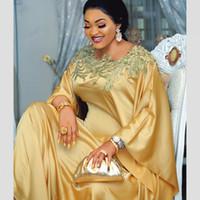 Vestidos Africanos Tradicionais para Mulheres Plus Size Dashiki Diamante Lace Boubou Roupas Africanas Abaya Dubai Vestido Muçulmano África Robe