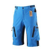 Cyclisme Shorts Lixada Sports respirants Loose Fit Baggy Vélo en plein air Vêtements décontractés avec poches à glissière