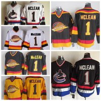 d44495ff4 ... 16 Trevor Linden Jersey 1 Kirk Mclean 10 Pavel Bure Stitched Mens Ice  Hockey Jerseys Shirts. US  19.37   Piece. New Arrival