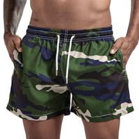JOCKMAIL Новый камуфляж шорты мужчин Летние Быстросохнущий дышащий бегущих Шорты Спортивные тренировки Фитнес Короткие штаны