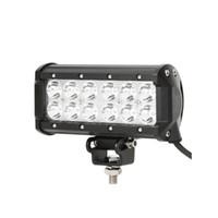 """4pcs 7 """"36W LED Light Light Bar 3600LM Cree a 30 gradi Spot Illuminazione funzionante per Auto Heavy Duty SUV UTV Jeep Truck Off-road"""