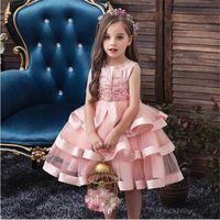 Baby Girl Одежда детские платья для девочек Рождественская одежда Princess платье новогодняя вечеринка дети косплей костюм пагентные платья девушки