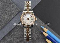 Movimento automático de mulheres moda 28mm Dial rosa 2671 Eta relógios senhoras 279174 Sapphire Crystal 279160 Data apenas 279165 relógios de pulso 2020