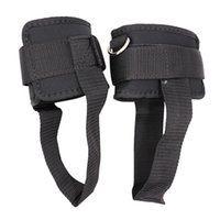 Hot Ankle Straps Nylon Leg Training Resistenza Band Cover Wrap Protettivo Per Gym Home 1 paio