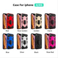 Hybrid Armor Cases Holder Stand Back Cover With Kickstand 2 ...