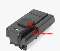 100% High quality Mobile phone wireless charging in the middle of store content box Car Accessories For Mercedes Benz E W213 E200 E300 2017